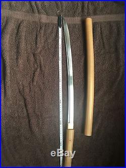 Large Japanese Wakizashi Sword Koto Era Blade