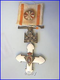 LITHUANIA, REPUBLIC, LITHUANIAN ORDER OF VYTAUTAS, 1930s, very rare