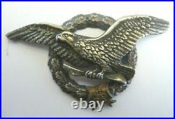 Latvia Medal, Badge, Latvian Military War Aviation School, Kara Aviacijas Skola