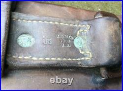 M1916 Artillery Wheel Horse COLLAR (complete) Neck Yoke STRAP post WW1 US JQMD