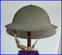 M1917A1 U. S. Kelly Style Helmet