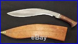 M43 Khukuri Kurkuri Gorkha Gurkha Nepalese Army Knife Genuine Vintage Military