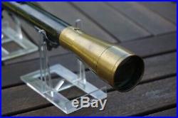 MANUFACTURER UNKNOWN 3x ZF39 K98 STEEL SNIPER SCOPE 100% ORIGINAL WW1