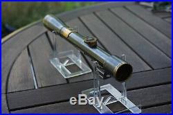 MIGNON 6x KARL KAHLES WIEN ZF39 K98 STEEL SNIPER SCOPE 100% ORIGINAL WW1 & WW2