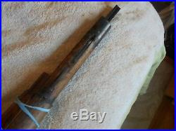 Mexican model 1924 mauser short rifle wood stock w handguard & some metal