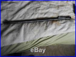 Mexican model 1936 mauser short rifle barrel w front sight good bore 7mm