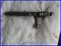 Mexican model 1936 mauser short rifle complete bolt w safety original 36 mauser