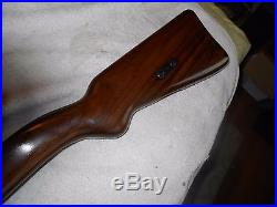 Mexican model 1936 mauser short rifle parts nice wood stock w handguard