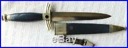 NSFK 1934 German Flyers Dagger Knife with Hanger