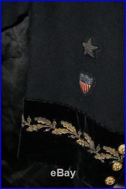 Named Brigadier General Evening Dress, Adj General US Army