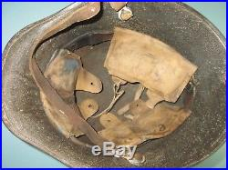 Named Irish Eire Vickers marked 1926 helmet casque casco stahlhelm elmo