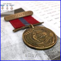 No. 82352 Named 1922-25 Marine Corps Good Conduct Medal Chester L Cart Numbered
