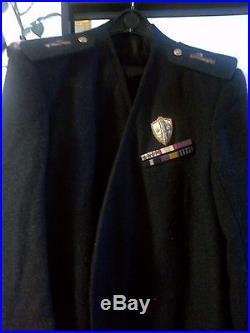 Orbace alto gerarca PNF MVSN Italian fascist tunic leader