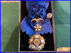 Order Of Merit, Chile, Grand Cross Cased