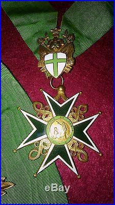Order of Saint Lazarus rare