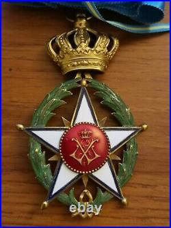 Order of Star of Africa Belgium