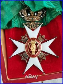 Order of Vasa Sweden 3rd Grade