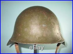 Org Spanish civil war M26 helmet casco con ala stahlhelm casque elmo Kask