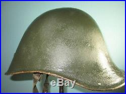 Orig Romanian WW2 helmet restored Stahlhelm casque casco elmo Kask