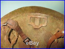 Orig thai Thailand adrian helmet type M31 belgium casque Stahlhelm casco