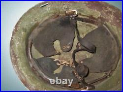 Original Dutch WW1 helmet Model16A Stahlhelm casque casco elmo Kask