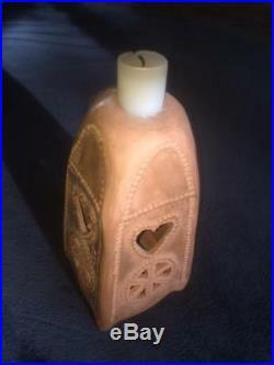 Original German Julleuchter Kunst Candleholder
