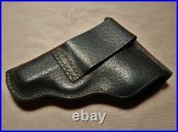 Original Holster for Walther model 9, Sauer WTM 28, Haenel mod. 2 (Rare)