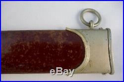 Original WW2 German Dagger /SA Dagger by Christianswerk Solingen (scarce maker)