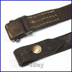 Original WW2 German MP-40 MP-38 sling Marked