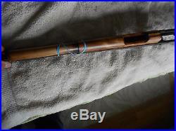 Original mexican model 1936 mauser short rifle complete wood stock w handguard