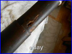 Original mexican model 1936 mauser short rifle wood stock w matching handguard