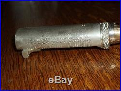 P. J. O'Hare 1903 Springfield National Match Rifle Sight Micrometer Made in USA