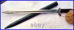 Persian Czechoslovakian Army VZ23 Mauser M1898/29 Bayonet & Scabbard