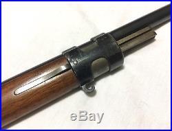 Peruvian 1909 Mauser Stock And Hardware + Barrel! K98, Vz24