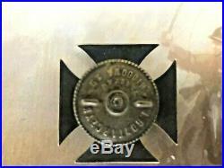 Polish Army Badge Pre 1939