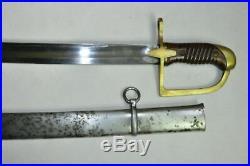 Polish Huta Ludwikow wz34 sword SHL serie C rare