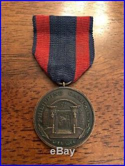 Pre WW1 USMC 1899 Philippine Campaign Medal Split Brooch 1930s Studley