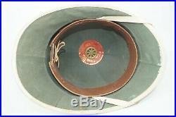 Pre WW2 Canadian 57th Regiment Tropical Pith Helmet