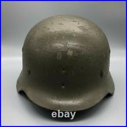 Pre WW2 Spanish Civil War German Condor Legion M35 Helmet with Liner & Chinstrap