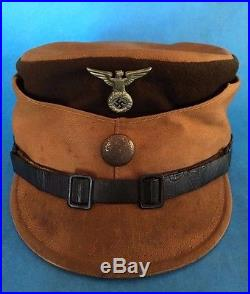 Pre WWII German NSDAP (Brown Shirt) Cap
