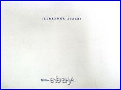 Pre-WWII Original U. S. Navy Poster ENLIST NOW JW Burbank, Linen Backed