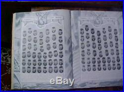 Rare Annual Fourth Marines 1933 1934 U. S. Marine Corps Shanghai China Book