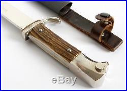 Rare Early 1930's HJ Knife/Dagger by Anton Wingen