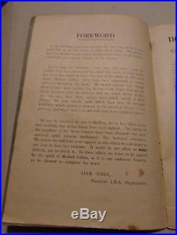 Rare Irish republican army 1924 pamphlet