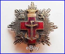 Rare Original ORDER of Naval MERIT for Legion Condor, 1936