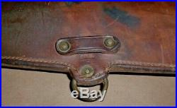 Rare US Army M-1904 CAVALRY SCABBARD M-1903 Springfield Rifle McClellan Saddle