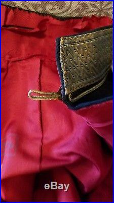 Rare USMC Officer's Mess Dress Uniform Named 1904-1931 WW1 Nicaragua
