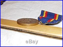 Rare Usmc Marines Yangtze Service Medal Numbered