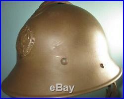 Rare orig Czechoslovak M28-30 helmet Stahlhelm casque casco elmo Kask WW