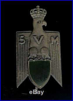Romania Regimental Badge Regimentul 5 Vântori de Munte Mountain Hunters